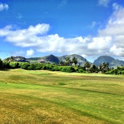 Golf in Hawaii