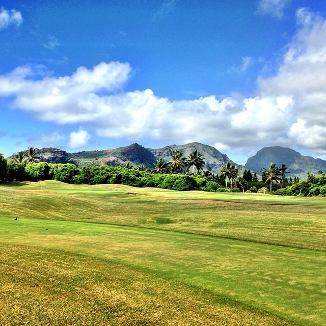 Kauai Golf - D