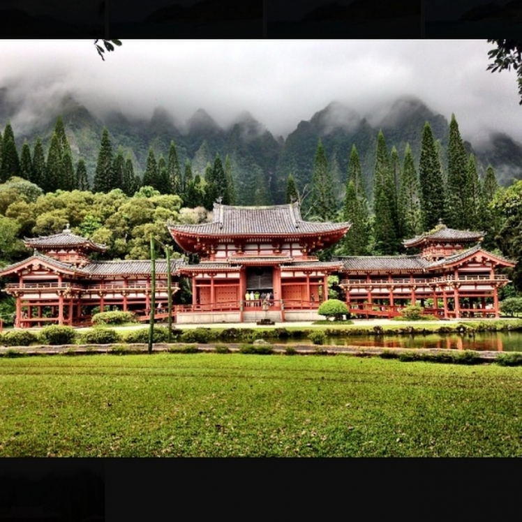 Maui Buddhist Temple - D resize