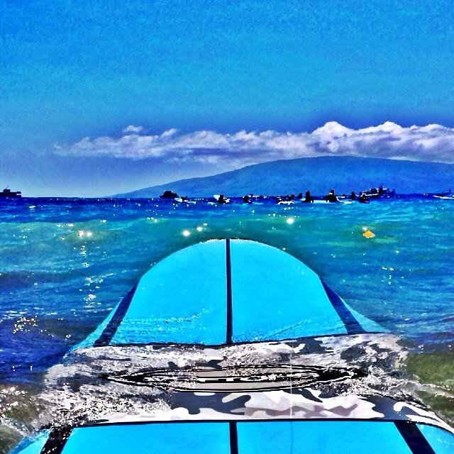 Maui Surfboard - D