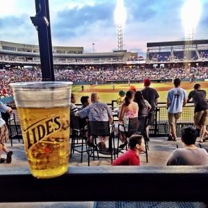 Tides Game Beer - D