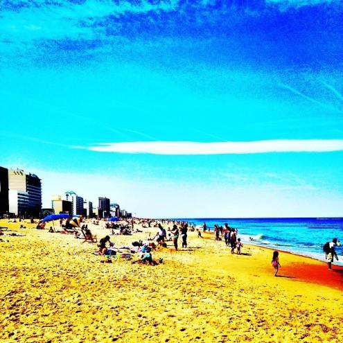 VA Beach Sand