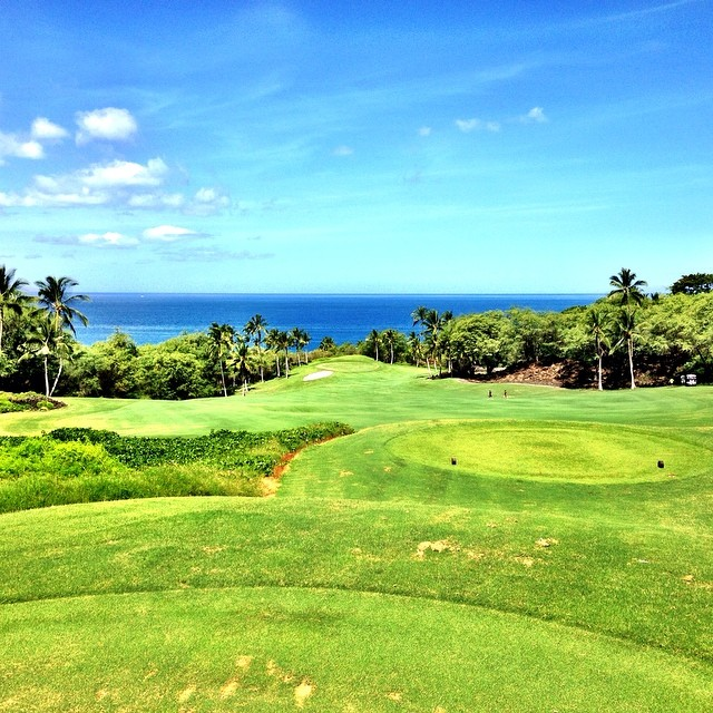 Wailea Golf Club - Maui - D